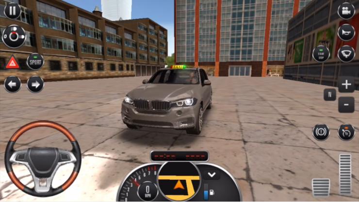 Скачать игры симуляторы авто для андроид