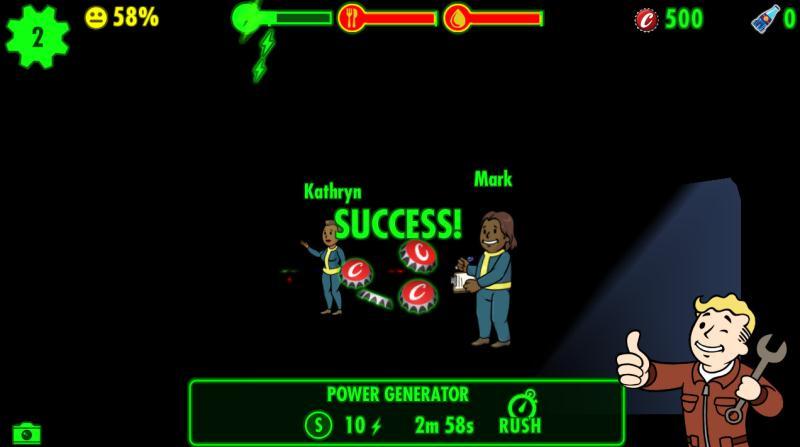 Графика и игровой мир Fallout Shetler